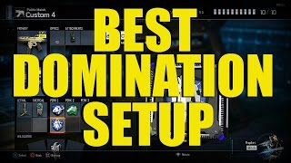 bo3 best domination class setup call of duty black ops 3 multiplayer best class setup