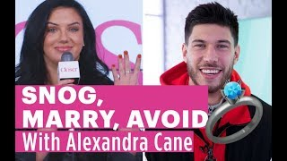 Love Island's Alexandra Cane would marry Jack Fowler!   Snog, Marry, Avoid