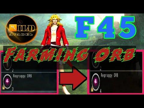 FARMING ORB F45 MiLD AVABEL #AVABEL