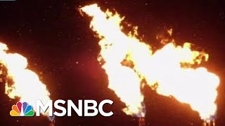 U.S. Suffering Effects Of President Trump Gutting Environmental Protections | Rachel Maddow | MSNBC