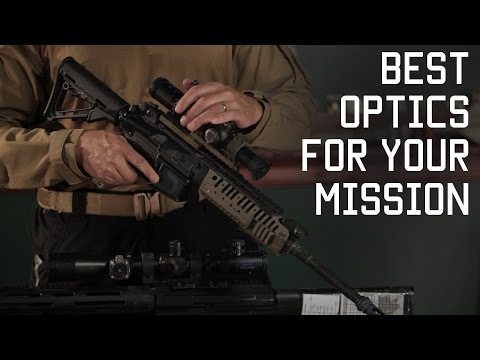 What Optics to Buy   Special Forces Sniper review   Tactical Rifleman