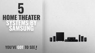 Top 5 Samsung Home Theater Systems [2018]: Samsung HT-J5500W 5.1 Channel 1000-Watt 3D Blu-Ray Home