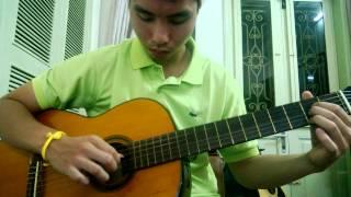 LÀM ƠN - Trần Trung Đức | GUITAR COVER