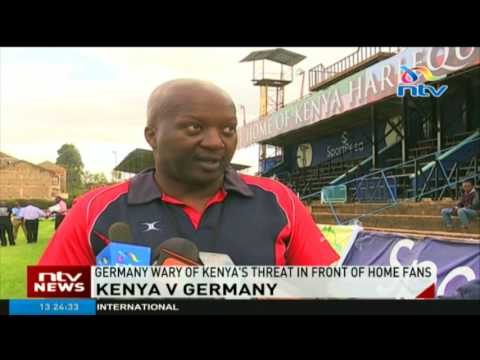 Germany wary of Kenya's threat in front of home fans