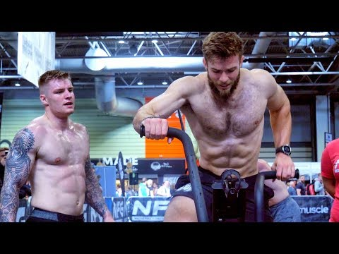 CrossFit® Athletes Take On Gym Functional Fitness Champions