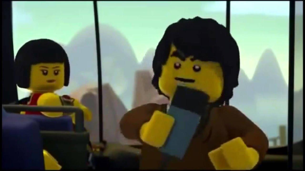 lego ninjago nya nackt
