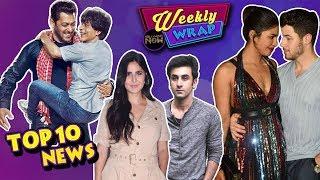 Priyanka Nick Wedding Reception, Deepika Katrina Friends, Salman SRK Issaqbaazi & More | Top 10 News
