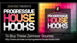 Progressive house hooks - for euphoric and huge progressive house drops!
