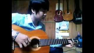 chom chom ly qua pha guitar tak