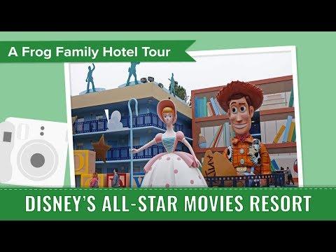 Ranking the Disney World Value Resort Hotels