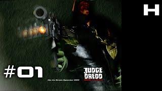 Judge Dredd Dredd vs Death Walkthrough Part 01 [PC]