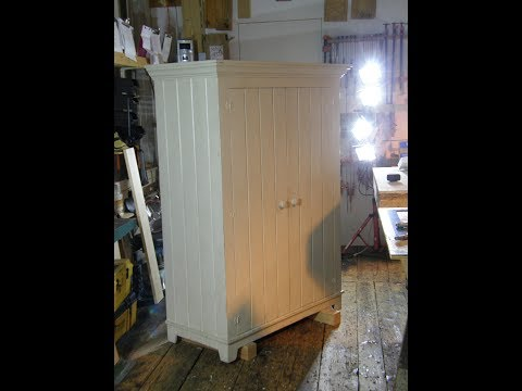 solid-pine-armoire-complete-build