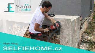 Sami Sobě - Oprava a broušení betonových schodů do domu
