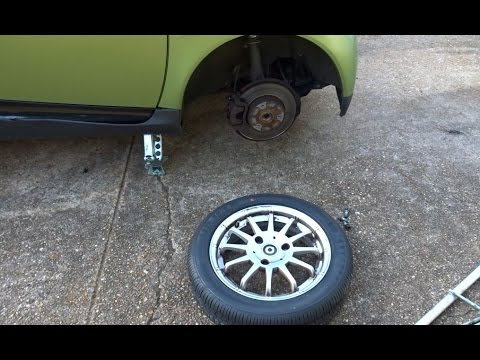 How To Change The Brakes On A Smart Car