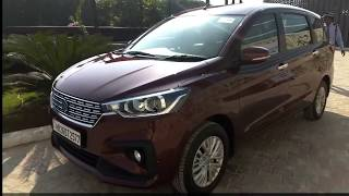 2018 Maruti Ertiga Features Review- All You Need To Know!
