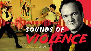 How Quentin Tarantino Makes Violence So Much Fun — Sound Design for Film