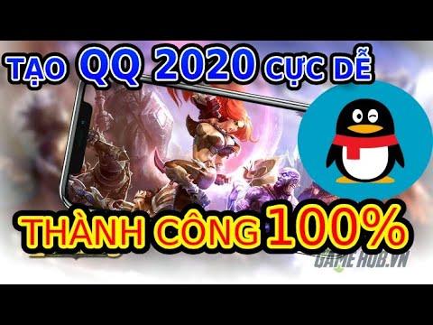 CÁCH TẠO TÀI KHOẢN QQ 2020 MỚI NHẤT ĐẺ ĐĂNG NHẬP LOL MOBILE THÀNH CÔNG 100%- ANZU