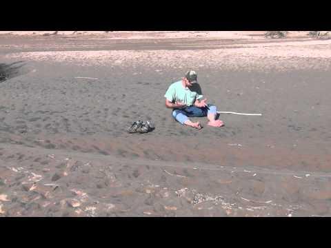 Quicksand? Northern Arizona - Little Colorado River!