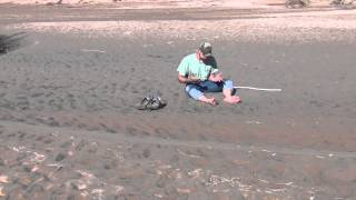 Quicksand? Northern Arizona - Little Coloradeo River - HD