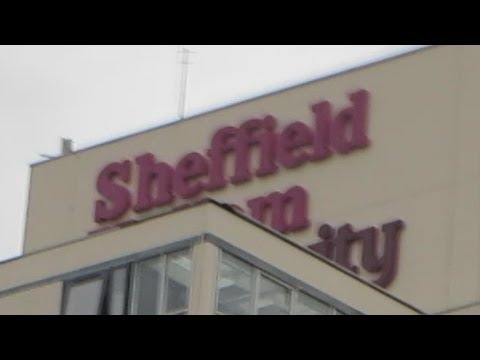 Sheffield Hallam University Open Day (Day 482 - 19/10/13)