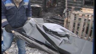 Пожар унёс жизни девочек—четырёх и двух лет