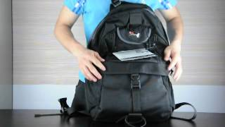 Review Brand New Lowepro Rover AW II DSLR SLR Camera Photo Backpack bag