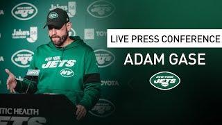 Adam Gase Postgame Press Conference | New York Jets at Baltimore Ravens (12/12) | NFL