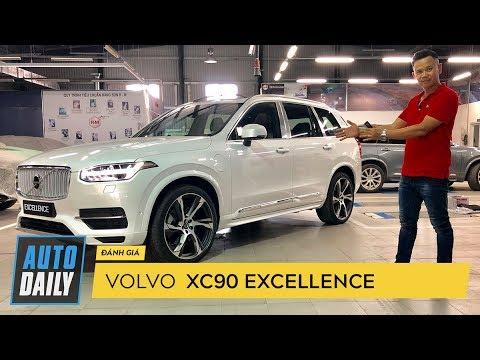 Đây là lý do Volvo XC90 Excellence 2018 trở thành chiếc SUV sang trọng bậc nhất |AUTODAILY.VN|