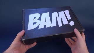 Subscription Spot | The Bam! Horror Box August 2018 Subscription UNBOXING!