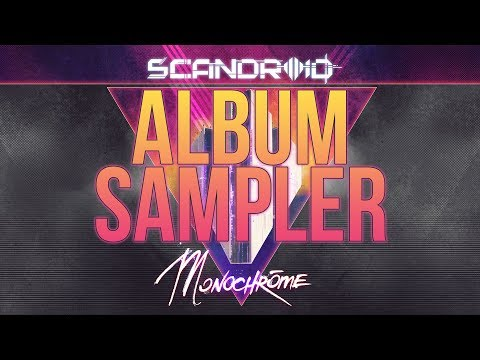 Scandroid  Monochrome Album Sampler