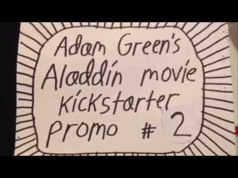 GENIES MAKING GENIES - Aladdin Kickstarter Promo # 2