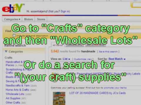 Wholesale Craft Supplies for Your Craft Business
