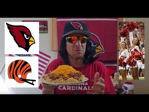 Mo Egger - Here's Some Dude's Bengals/Cardinals Preview.