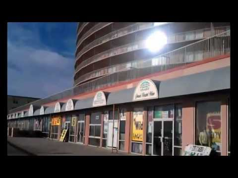 3.8.12 OC Boardwalk Renovation from The Grand Hotel & Spa Ocean City, MD - YouTube