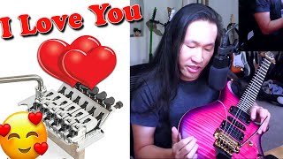 Tips and Tricks on How to Fall in Love with Floyd Rose Bridge Again with Herman Li