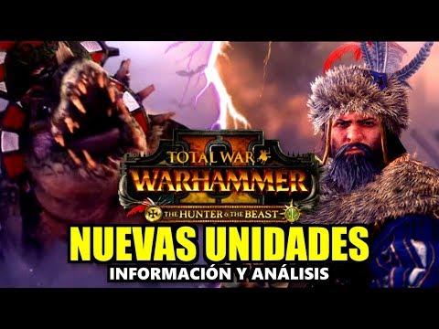 El CAZADOR y la BESTIA (DLC) || ANÁLISIS || Total War: WARHAMMER 2 |
