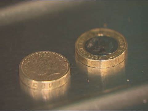 Get rid of your old pound coins