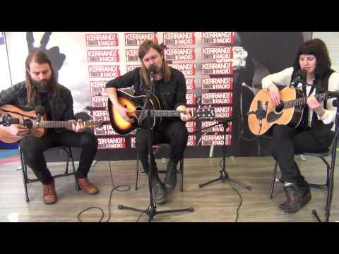 Band Of Skulls - Asleep At The Wheel (Kerrang! Radio Live Session)