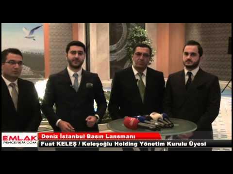 Deniz İstanbul Keleşoğlu Yakuplu Projesi Detaylarını