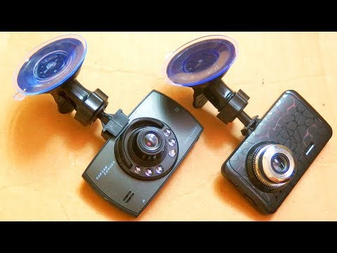 Testing Cheap DashCams CrashCams (Dashboard Cameras / Car Onboard DVR's)