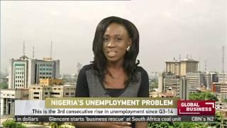 Nigeria's Unemployment Problem