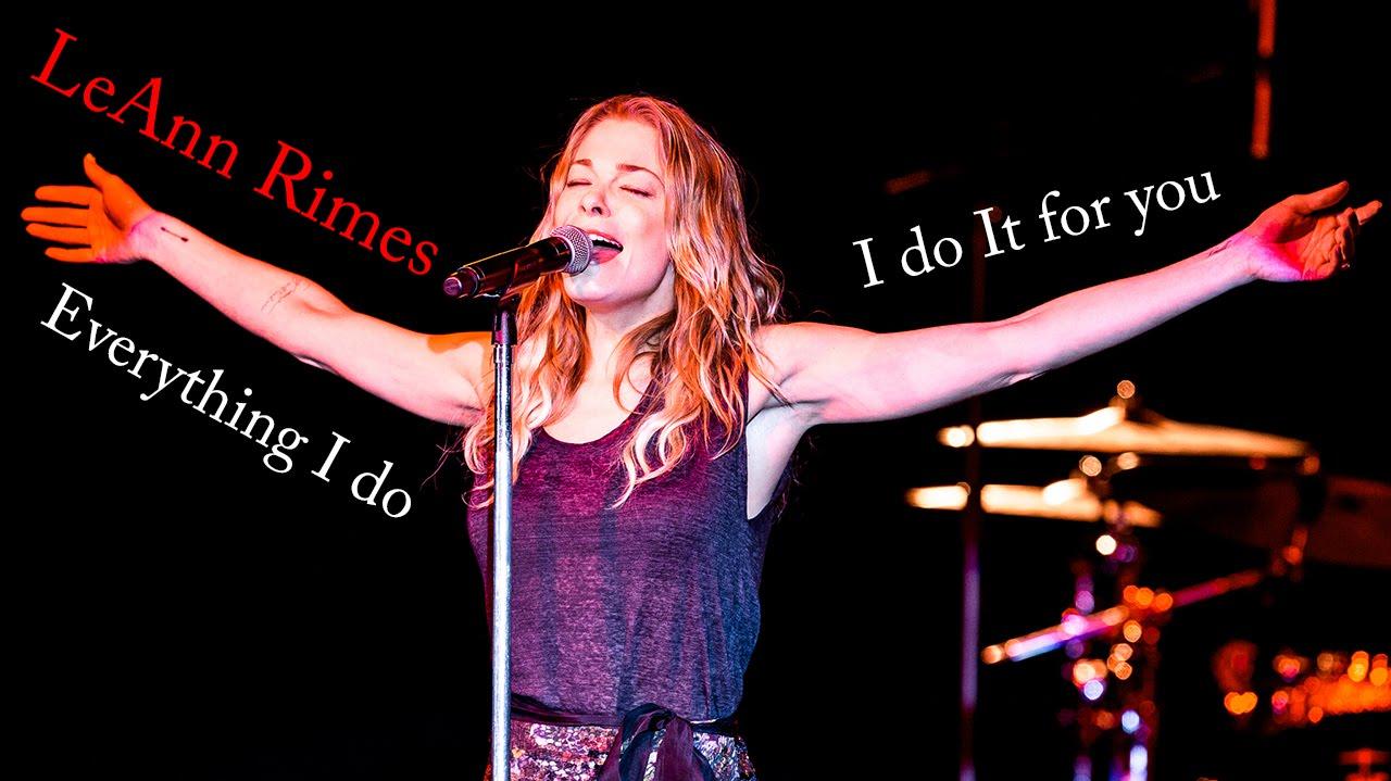 Everything I Do - LeAnn Rimes - Lyrics/บรรยายไทย - YouTube