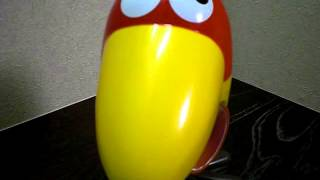 飛騨高山のアンティークショップで発見 Promortion bird designed ficti...