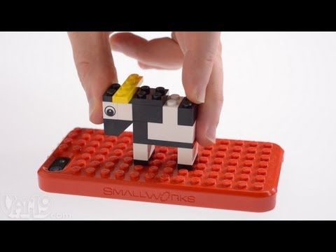 iPhone Case is LEGO®-compatible