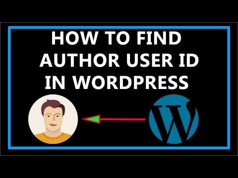 how-to-find-author-user-id-in-wordpress?