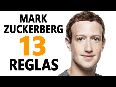 Mark Zuckerberg Top 13 Reglas para el Éxito (Doblado en Español) diverdocus doblajes