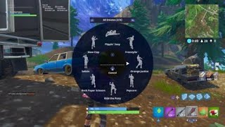 Fortnite is a hack how you take away my legendary burst smh