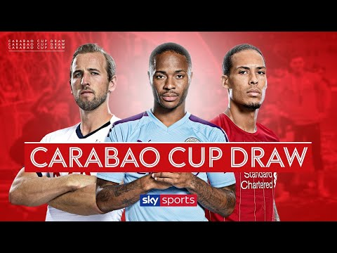 Carabao Cup 2020/21 | First Round Draw! 🏆