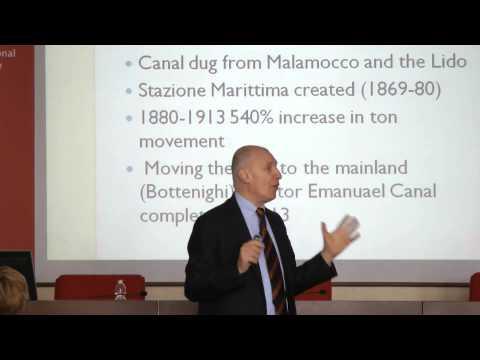 VIU Lectures 2013: Venice and Veneto region after 1866, G.Toniolo, DUKE