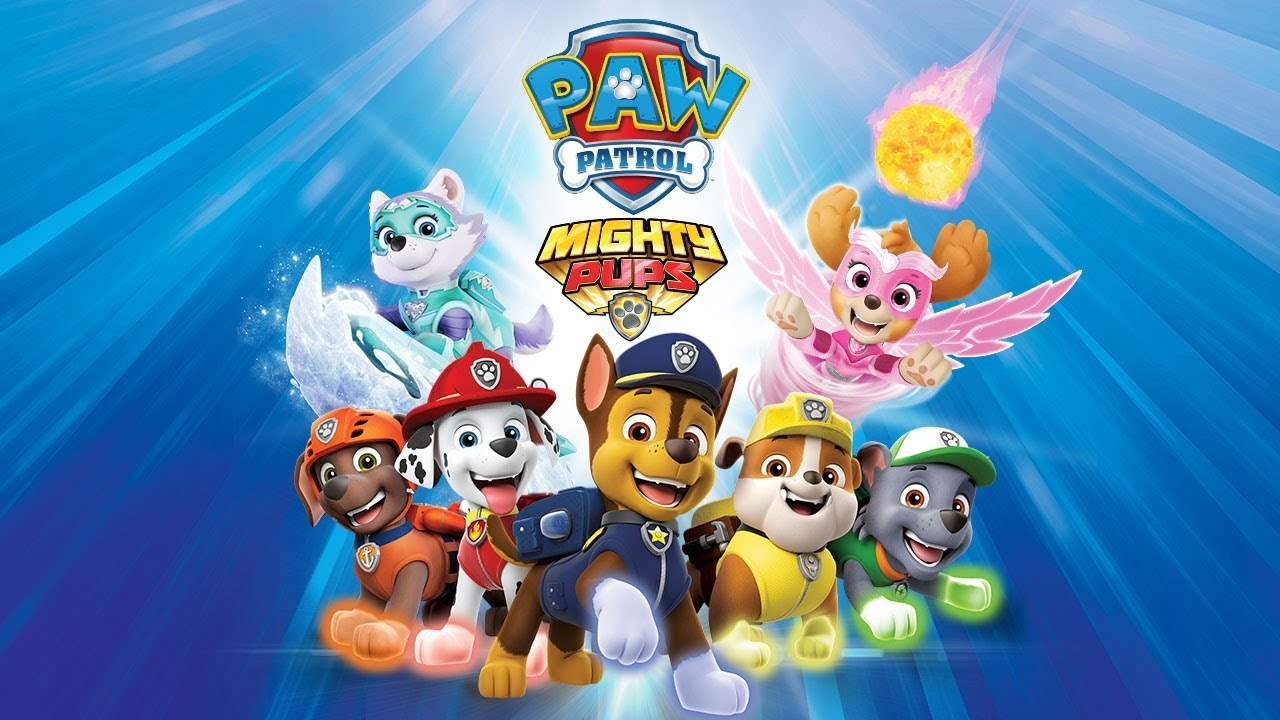 Paw Patrol: Mighty Pups - Trailer Oficial